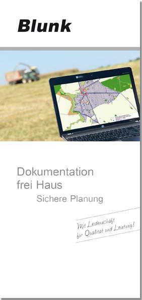Blunk-Folder-Dokumentation-Titelseite