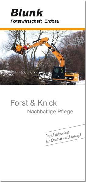 Blunk-Folder-Forst-u-Knick-Titelseite