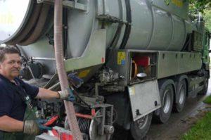 Blunk Kommune Abwasser Entsorgung