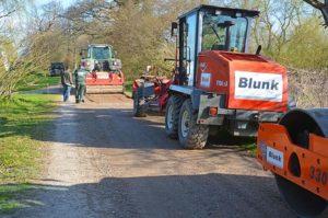 Blunk Wegebau Übersicht