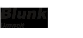 Blunk: der Dienstleister für Umwelt