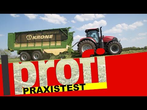 Kombiladewagen Krone ZX 430 GD