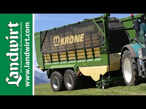 Krone ZX 430 GD | landwirt.com