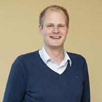 Blunk Mitarbeiter Philipp Staritz