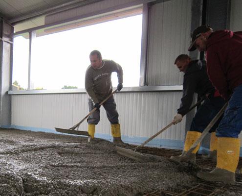 Blunk: Fortschritte beim Bürogebäude Neubau in Lalendorf (3)