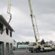 Blunk: Fortschritte beim Bürogebäude Neubau in Lalendorf (1)