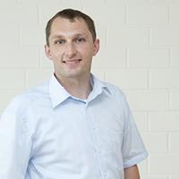 Blunk Mitarbeiter Sebastian Oechsle