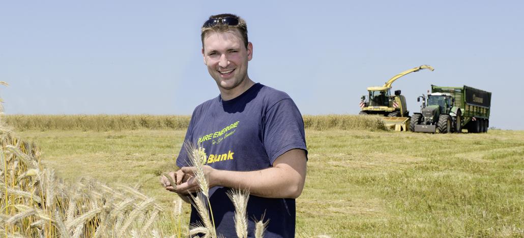 Landwirtschaft/ Bioenergie