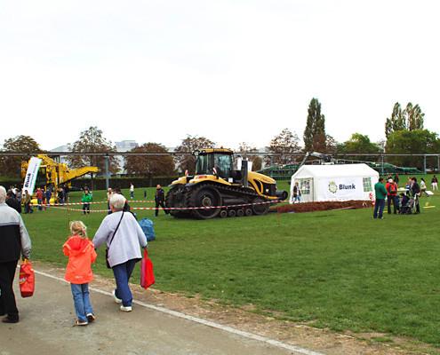 Blunk auf dem Landeserntedankfest im Elbauenpark in Magdeburg 2014 - 3