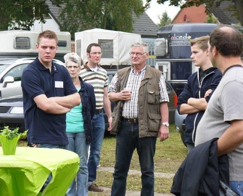 Blunk auf der Norla 2014: Nico Wendt - 2