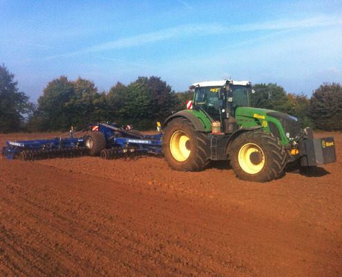 Blunk neues Bodenbearbeitungsgerät Dalbo - 2