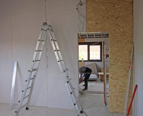 Blunk Fortschritt Büroumbau in Lalendorf - 3