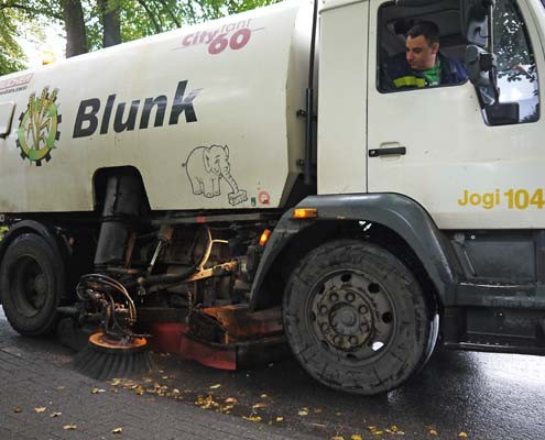 "Blunk Kehrmaschine ""Jogifant"" - 3"