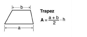 Blunk Formelsammlung Berechnung Trapez