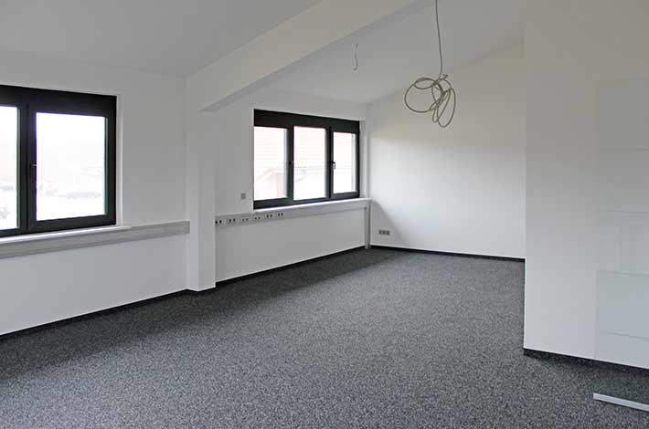Blunk Lalendorf Einzug Bürogebäude -2