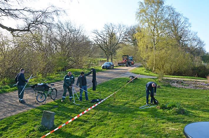 Blunk Vorführung Wegebau -01
