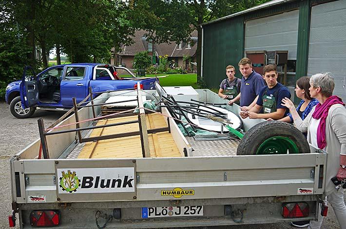 Blunk NORLA Aufbau -1