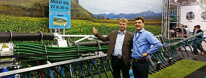 Blunk Agritechnica -titel