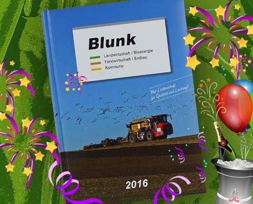 Blunk Neujahrsgruß 2016