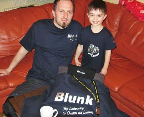 Blunk-Fans-titel