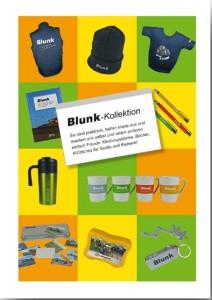 Blunk-Kollektion-titel