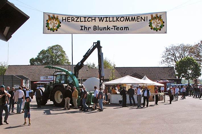 Blunk Jubiläum Rückblick 2007 -2