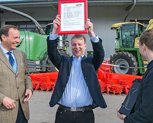 Blunk Gewinnübergabe Agritechnica Kemper -1