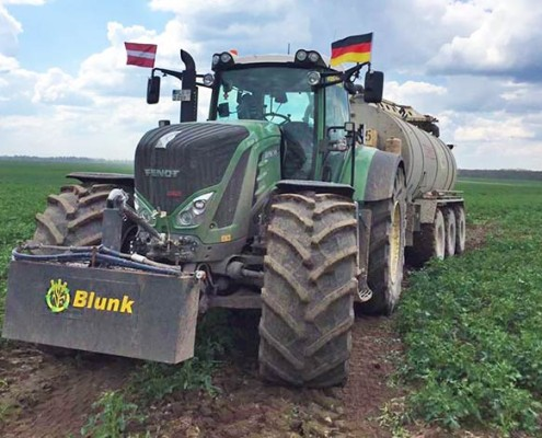 Blunk im Baltikum -1