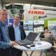 Blunk Biogastag Jens Rückert mit Jochen Blunk
