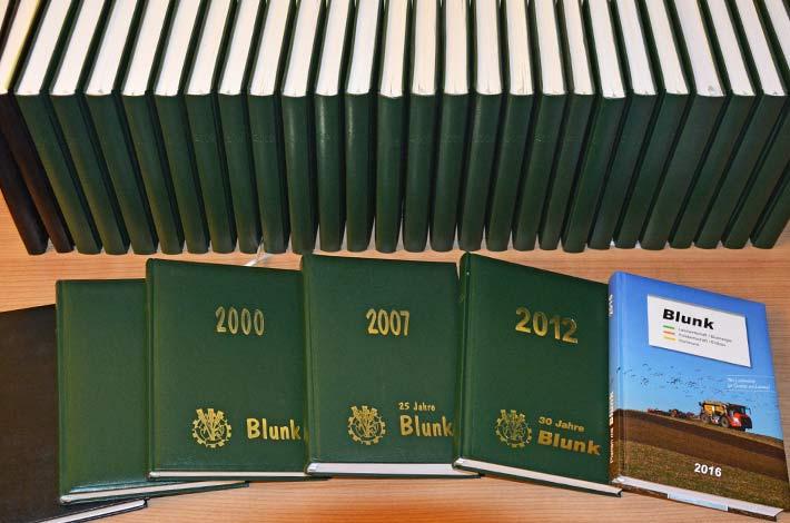 Blunk 35 Jahre Buchkalendersammlung -1