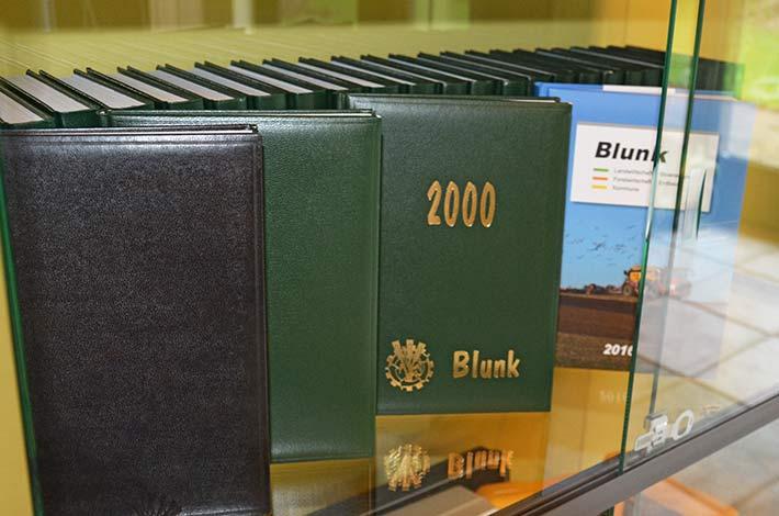 Blunk 35 Jahre Buchkalendersammlung -2