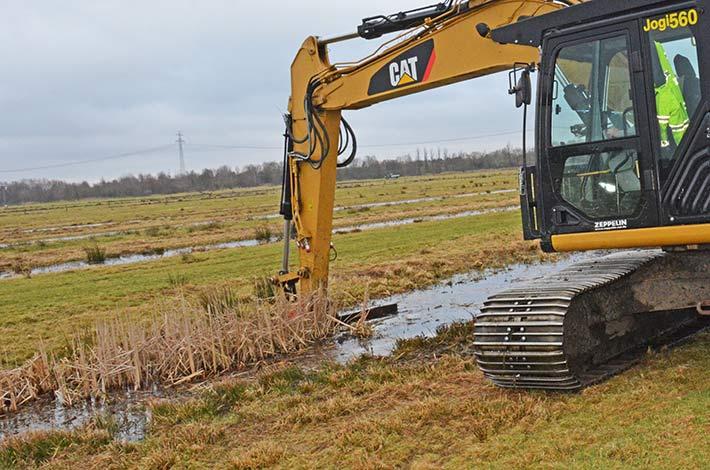 Blunk Schulung Gewässerunterhaltung