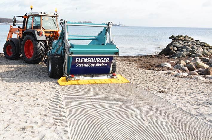 Blunk Strandputz Eckernförde