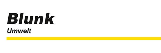 Blunk-Logo Gechäfsbereich Umwelt