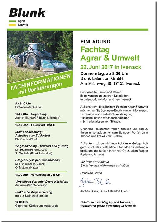 Blunk Einladung Fachtag Lalendorf