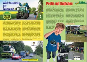 Blunk Agrar-Kids Profis