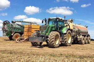 Blunk Fachkraft Agrarservice aktuell