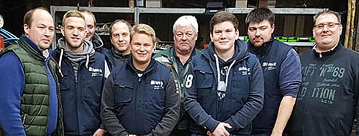 Blunk Holtsee Team