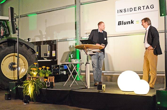 Blunk Rückblick Insidertag 2018
