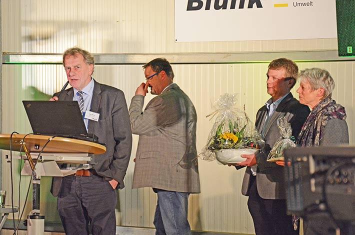 Blunk Rückblick Insidertag 2018-Schlepperübergabe