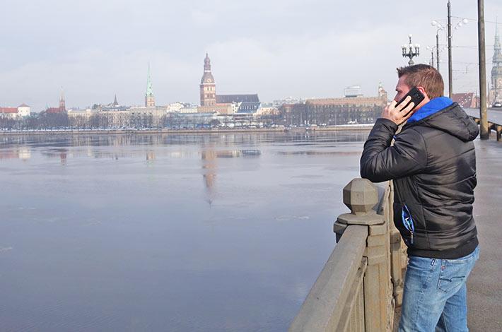 Blunk Gülle Ansäuerung Baltikum