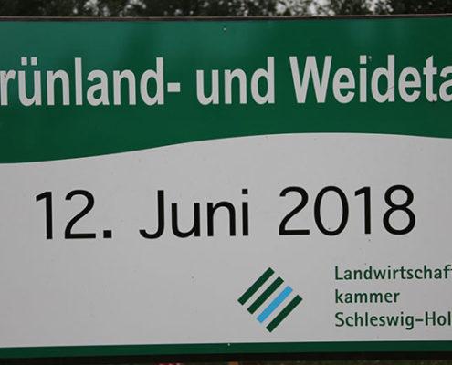Blunk auf dem Grünlandtag der LWK Schleswig-Holstein