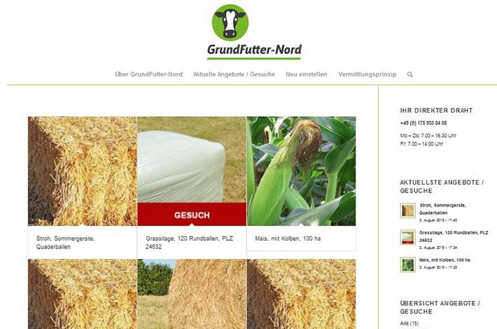 Screenshot seite grundfutter-nord.net