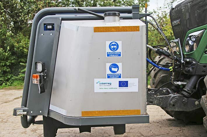 Blunk EU-Projekt Ersteinsatz neue Technik