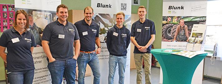 Blunk Beruficus Ausbildungs-Messe