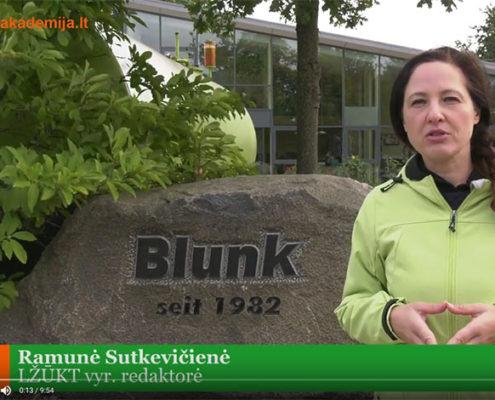 Blunk EU-Projekt Film Bericht Litauen