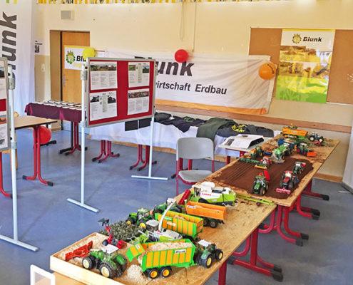 Blunk Projekt 2: Präsentation