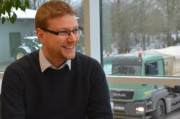 Geschäftsführer Henrik Blunk im Interview
