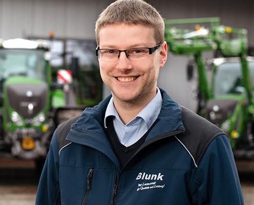 Blunk Geschäftsführer Henrik Blunk