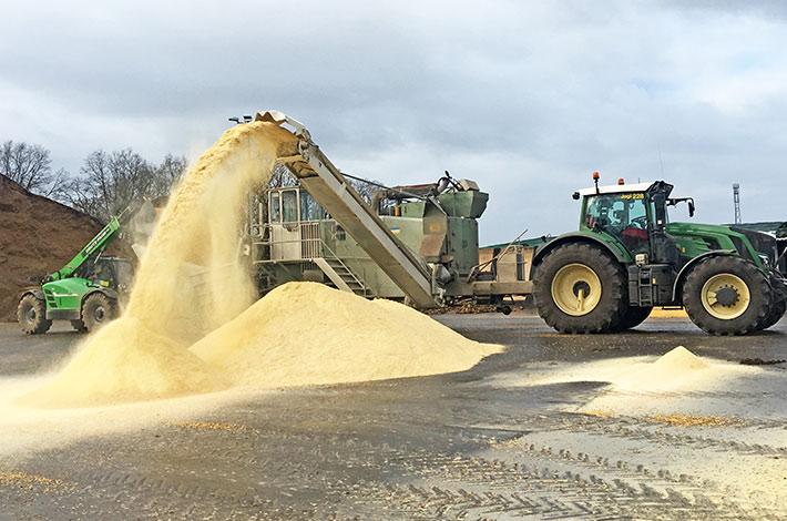 Blunk Maismühle